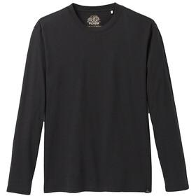 Prana LS T-Shirt Men, zwart